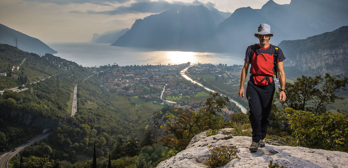 Top 5 trekking courses from Torbole sul Garda
