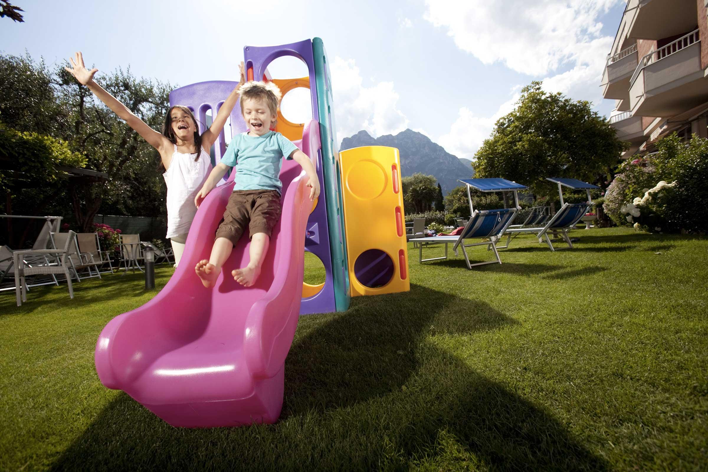Familienurlaub am Gardasee: Der ideale Urlaub mit Kindern