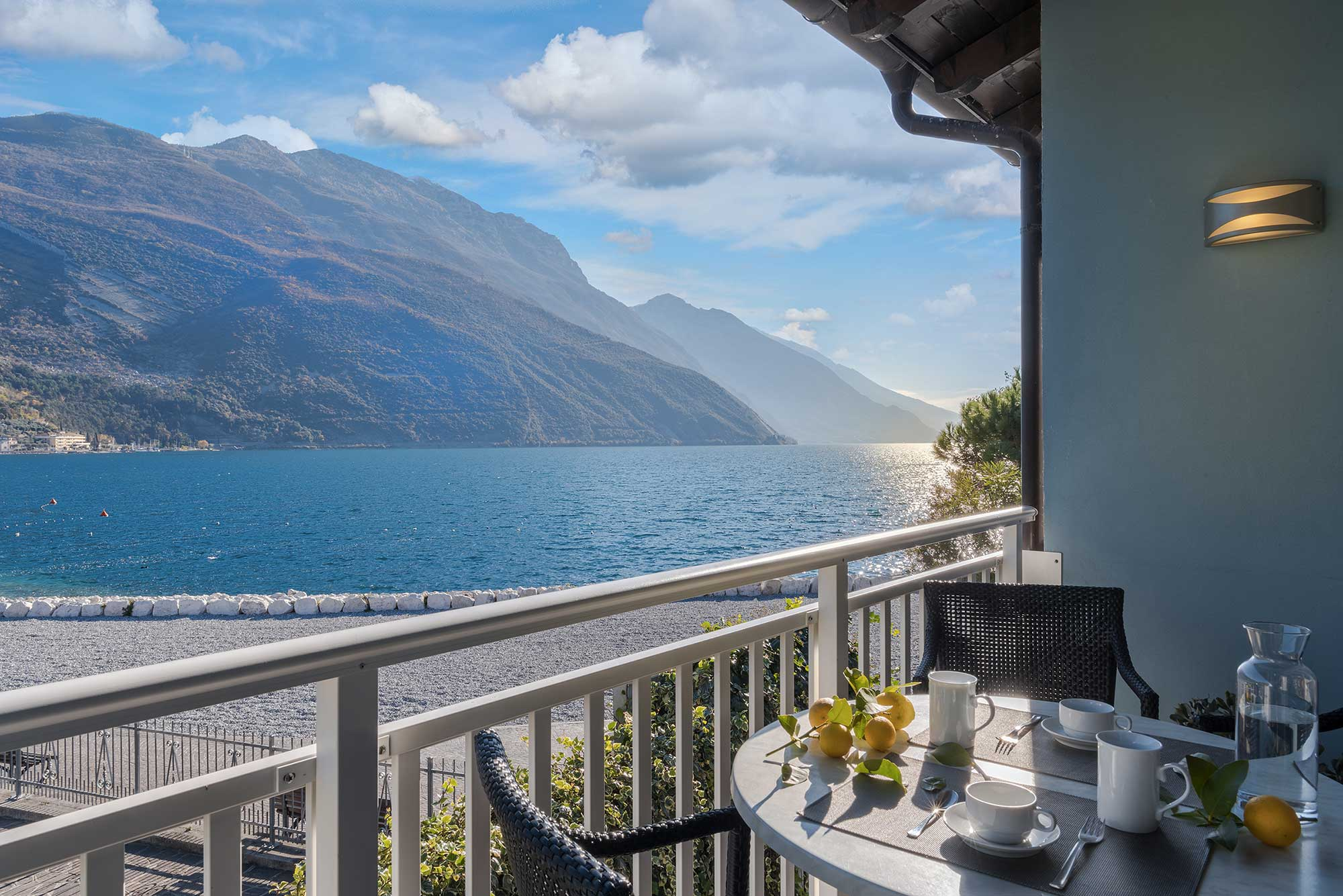 May and June 2021: Holidays to spend on Lake Garda