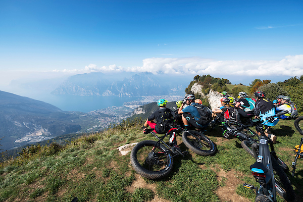 TOP 5 E-BIKE TOURS AT LAKE GARDA
