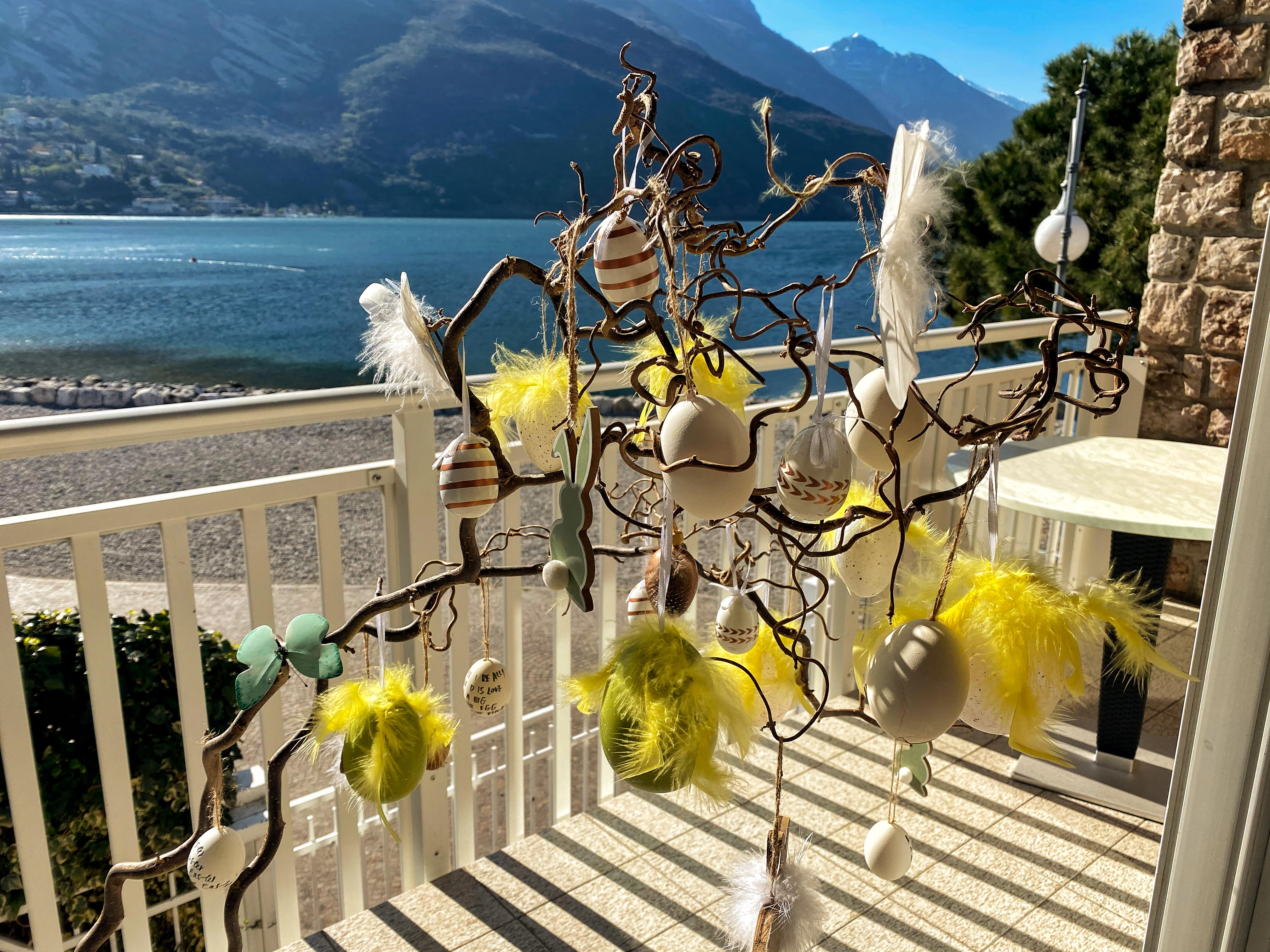 Easter 2022 on Lake Garda: a new, exciting season starts again